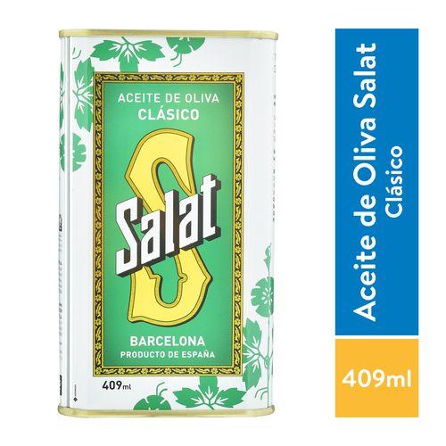 Aceite Salat De Oliva Lata - 409ml