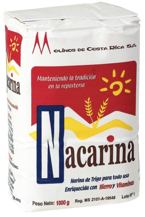 Harina Nacarina De Trigo - 1000gr