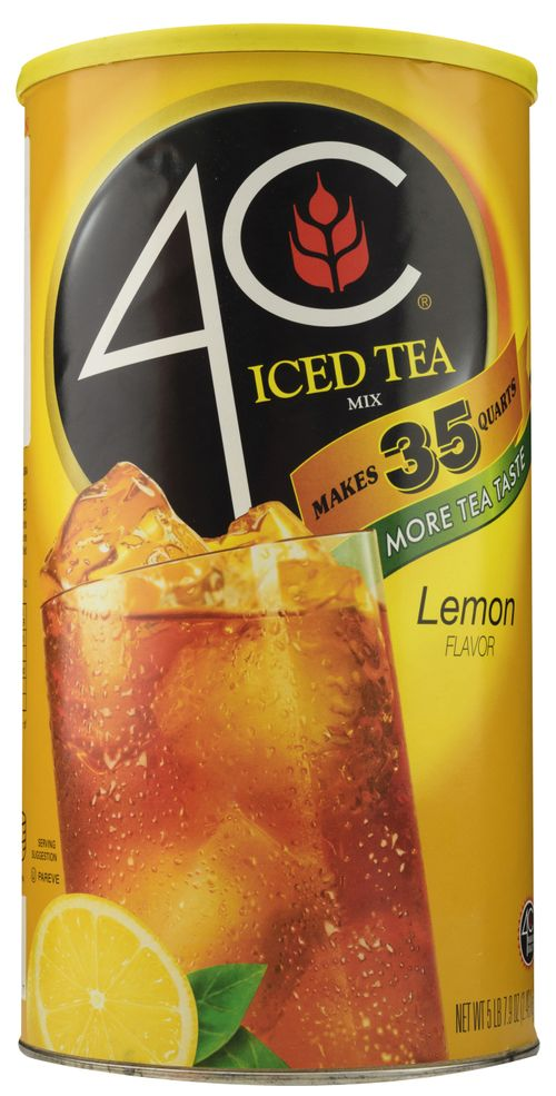 Bebida 4C En Polvo Iced Mix Lemon - 2490gr