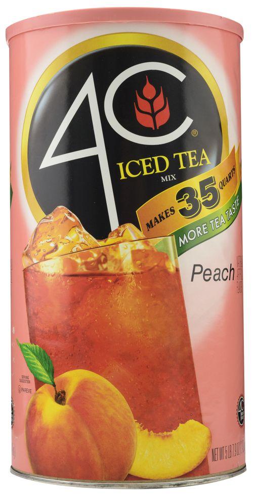 Bebida 4C En Polvo Te Melocoton Tarra - 2kg