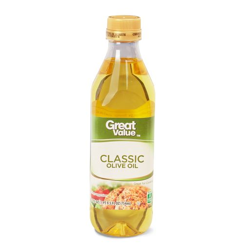 Aceite Great Value Oliva Puro - 750ml