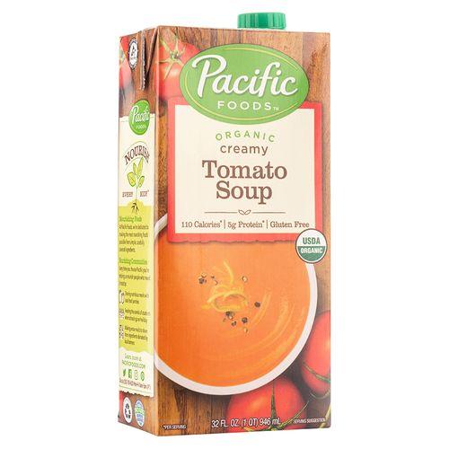 Crema Pacific De Tomate Organico - 907gr