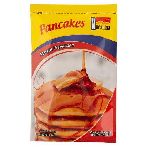 Mezcla Nacarina Preparada Pancakes - 177gr