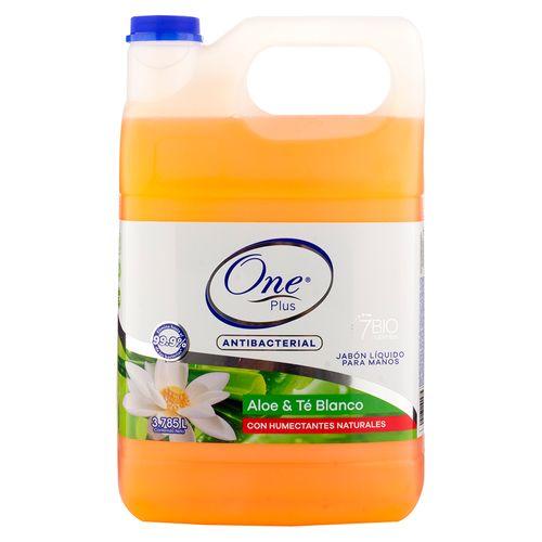 Jabon One Plus Liquido Galón - 3785ml