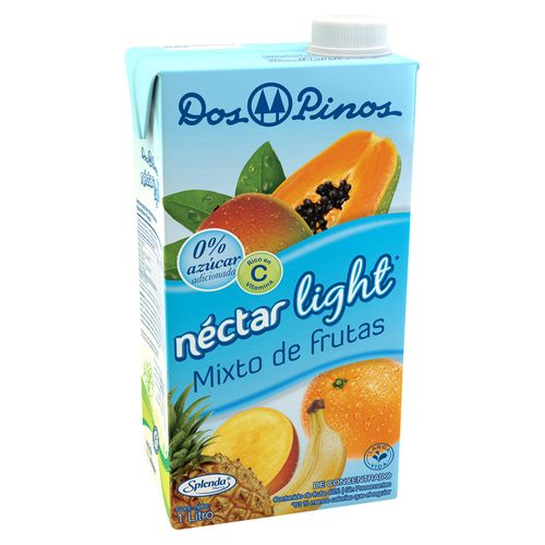 Nectar Dos Pinos Light Frutas Tb 1000Ml