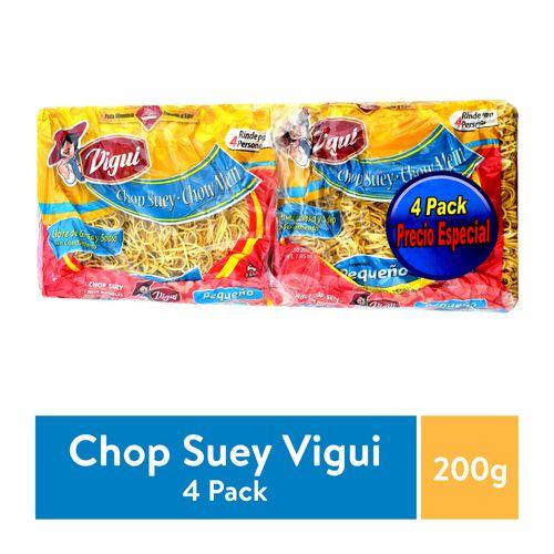 4Pack Chop Suey Vigui - 800gr