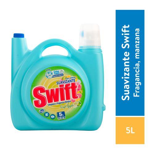 Suavizante Swift B Manzana Botella - 5000ml