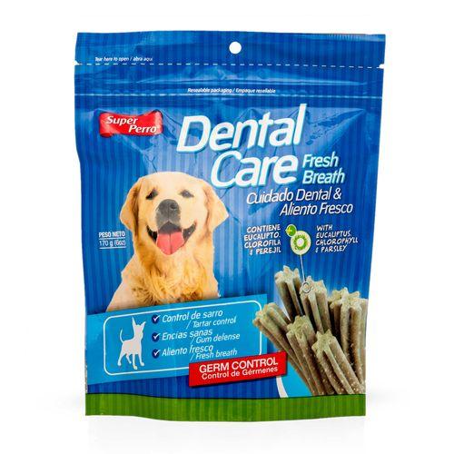Snacks Dental Care Super Perro 170G