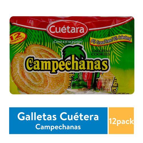 Galleta Cuetara Campechanas - 228gr