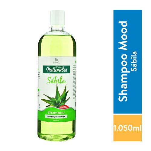 Shampoo Mood Naturales Sabila - 1000ml