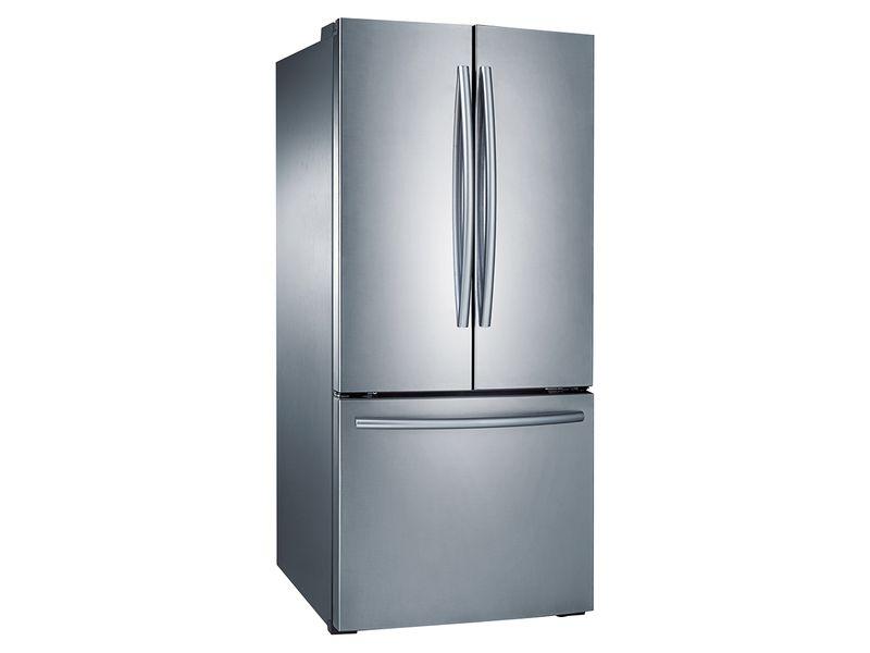Refrigerador-Samsung-French-D-Silver-22P-5-56232