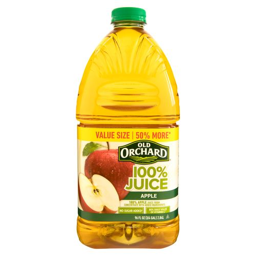 Jugo Old Orchard 100% Manzana - 2840ml