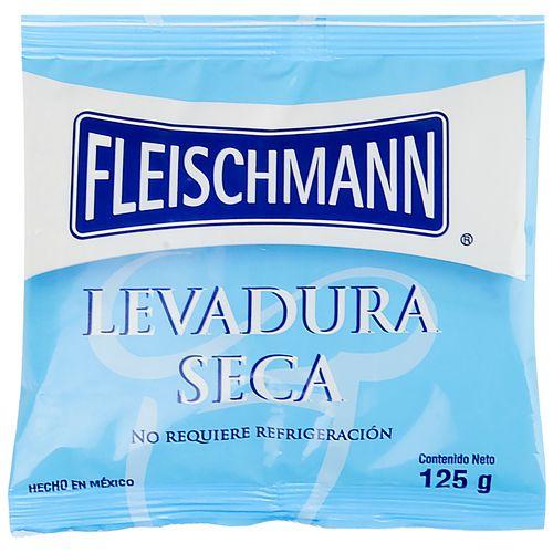 Levadura Fleischman Seca Bolsa - 125gr