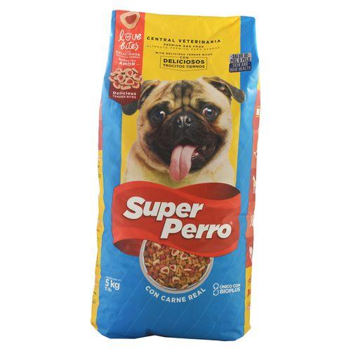 Alimento Super Perro Love Bites 5Kg
