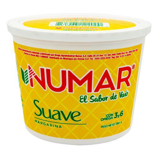 Margarina Numar Suave Taza - 1360Gr