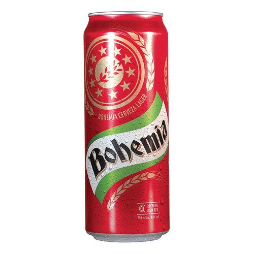 Bohemia Cerveza Lata - 710ml