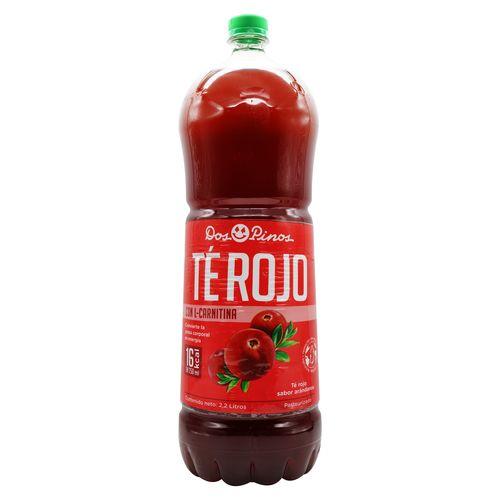 Refresco Dos Pinos Te Rojo Pet - 2200ml