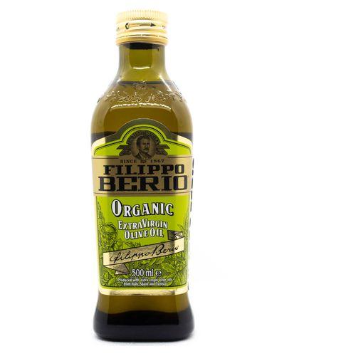 Aceite Filippo Berio Extra Oliva Organico - 500ml
