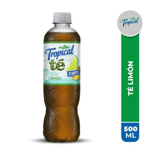 Te Tropical Limon Cero  Pet - 500ml