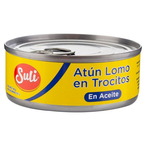 Atun Suli Trocitos En Aceite - 140gr