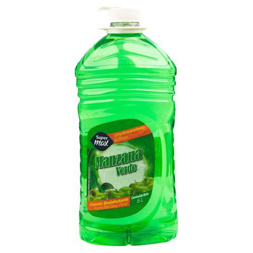 Desinfectante Supermax Manzana 5000Ml