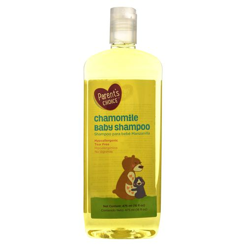 Shampoo Parents Choice Bebe Manzana - 475ml