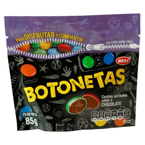Chocolates Bestt Botonetas -85 gr