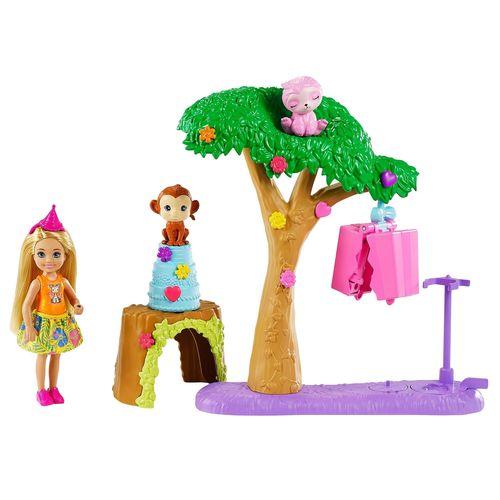 Barbie Chelsea Fiesta en la Selva